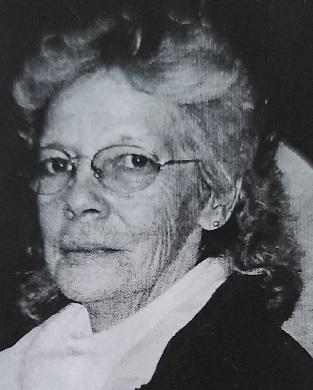 Sawyer, Bonnie Louise